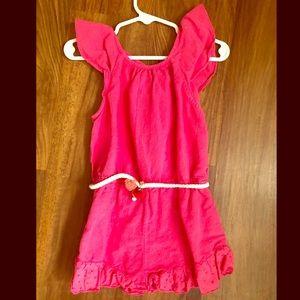 Zara Short Jumpsuit Toddler Girl
